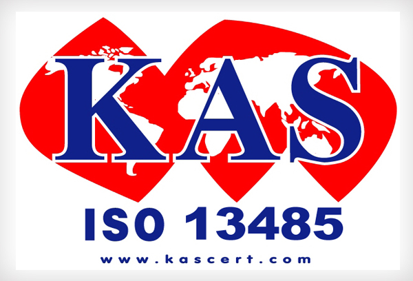 kascert iso 13485 medical