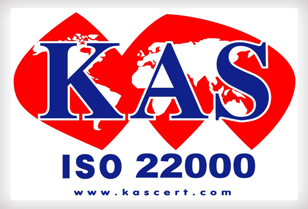 kascert iso 22000 food safety