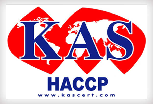 kascert food certificates haccp