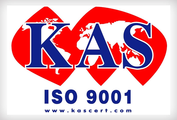 kascert iso 9001 quality